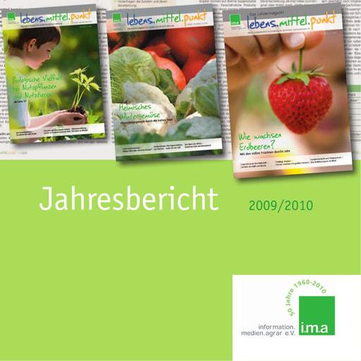 Jahresbericht 2009 / 2010