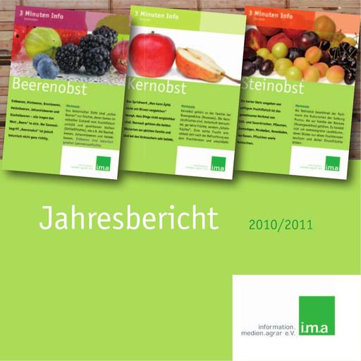 Jahresbericht 2010 / 2011
