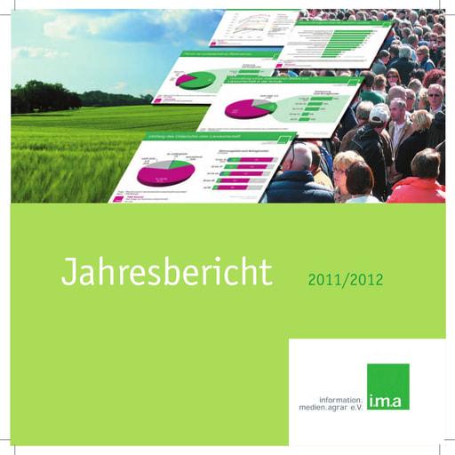 Jahresbericht 2011 / 2012