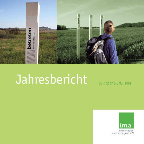 Jahresbericht 2007 / 2008