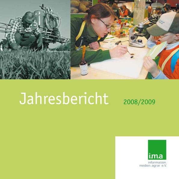 Jahresbericht 2008 / 2009