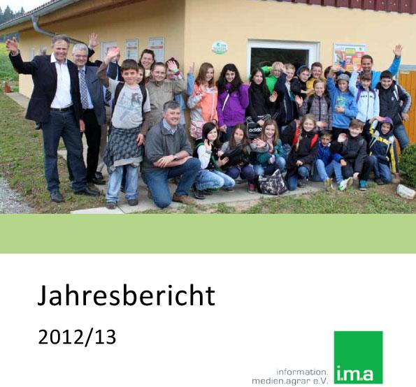 Jahresbericht 2012 / 2013