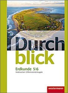 Durchblick Erdkunde 5/6. Niedersachsen