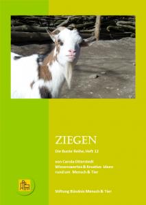 Ziegen - Bunte Reihe Heft 12
